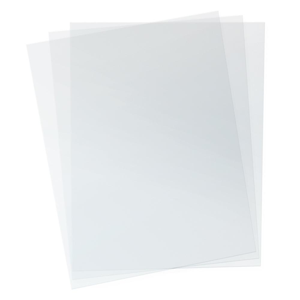 PVC Clear Binding Covers 100bx