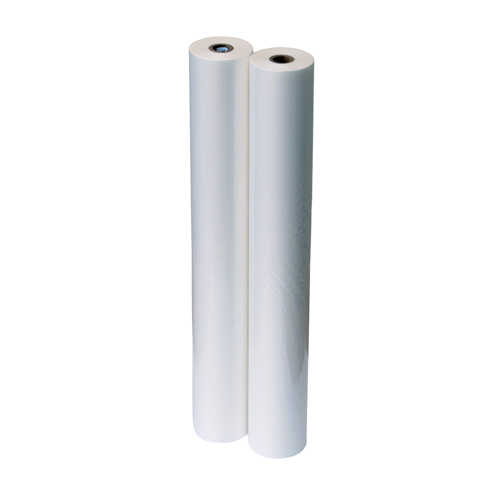 TruLam 3 Mil Standard Roll Laminating Film Gloss 25 in x 250 ft x 1 in Core