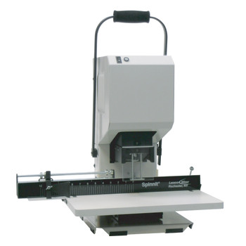 Lassco Wizer EBM-S Spinnit Table-Top Paper Drill