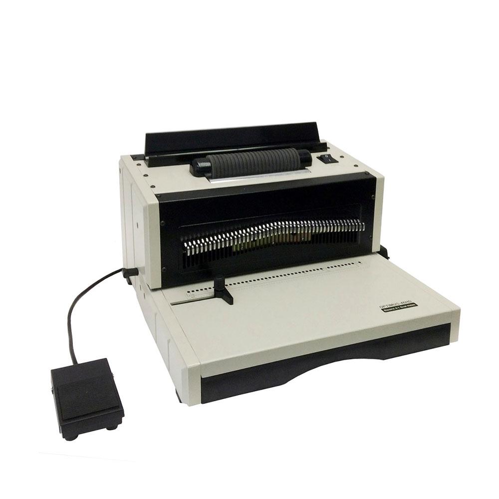 Tamerica OPTIMUS-46HD Electric Coil Binding Machine