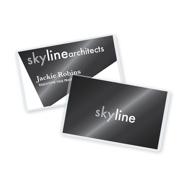 Self Laminating Business Card Size Pouches 100 Bx