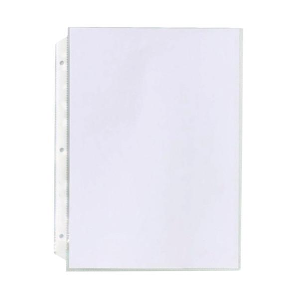 Clear Plastic Sheet Protectors Top Loading Sheet Protectors