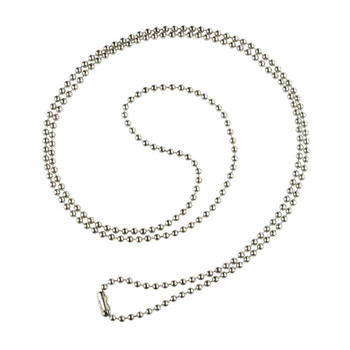 Steel Ball Chains With Connectors