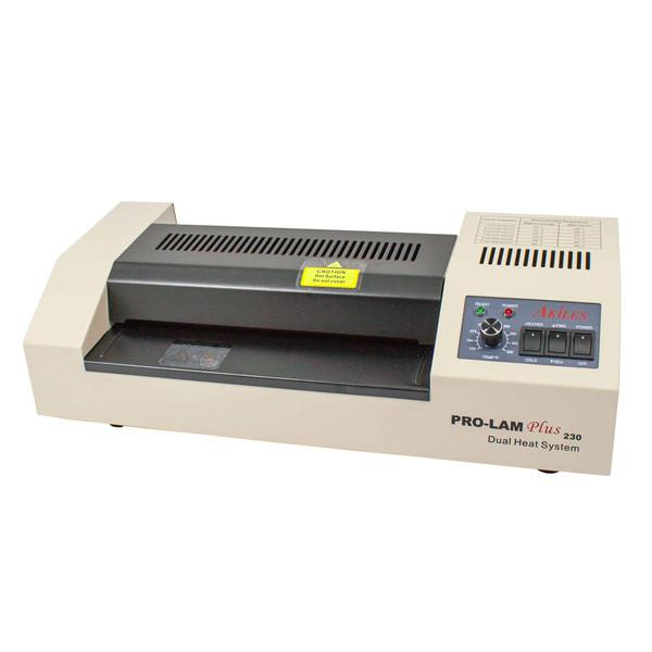 APLP230 pouch laminator front view