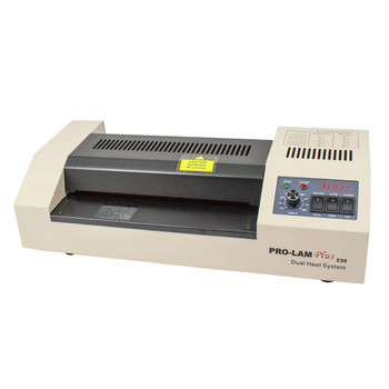 APLP230 pouch laminator front view