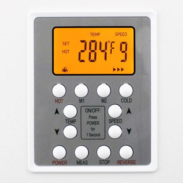 APLULTRAX6 pouch laminator digital display
