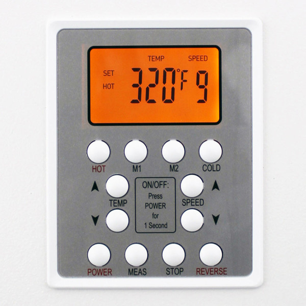 APLULTRAXL pouch laminator digital display