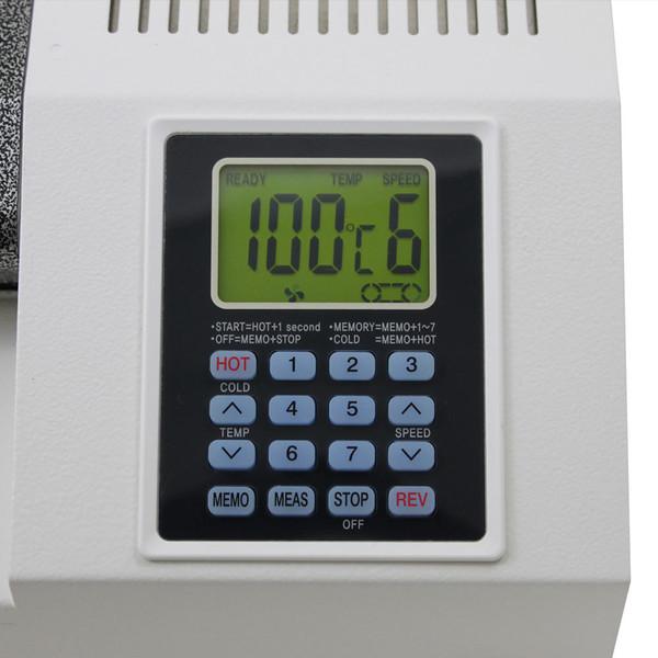 APLULTRA pouch laminator digital display