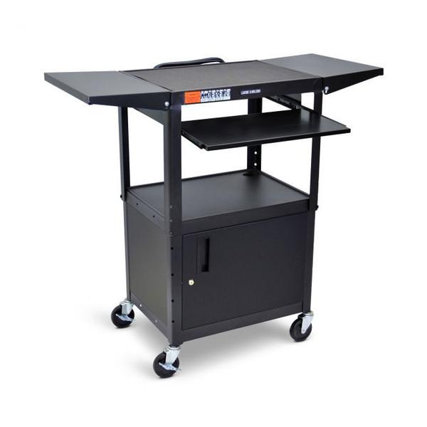 Extension, tray, & storage