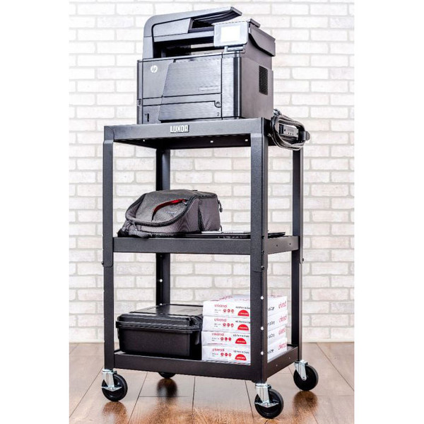top shelving with durable grip