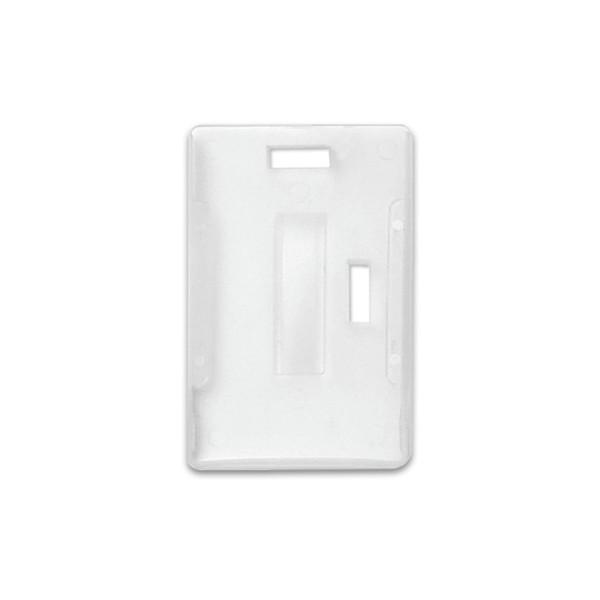 Milky White Plastic Card Dispenser