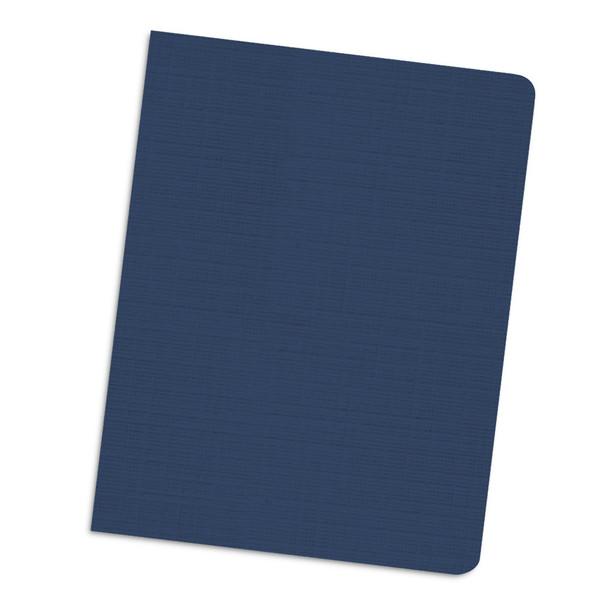 navy 12 mil linen weave cover