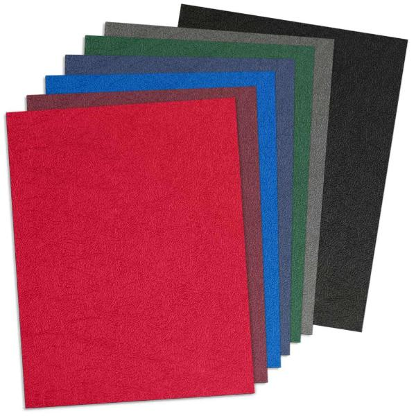 16 mil leatherette polycovers