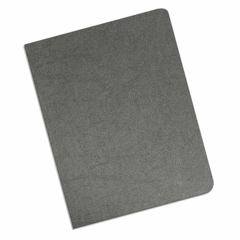 gray 16 mil leatherette polycovers