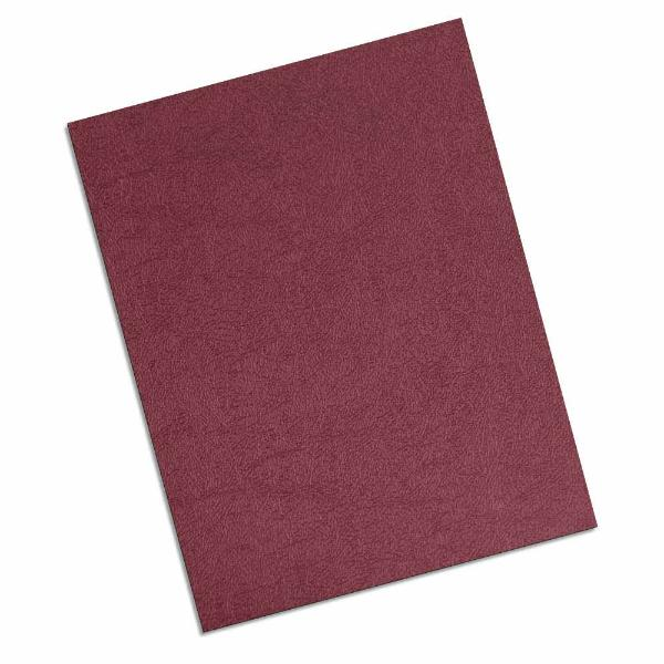 maroon 16 mil leatherette polycover