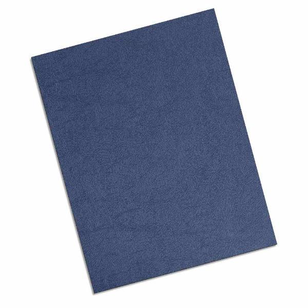 navy 16 mil leatherette polycover