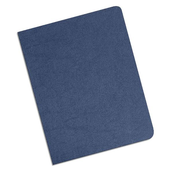 navy 16 mil leatherette polycovers