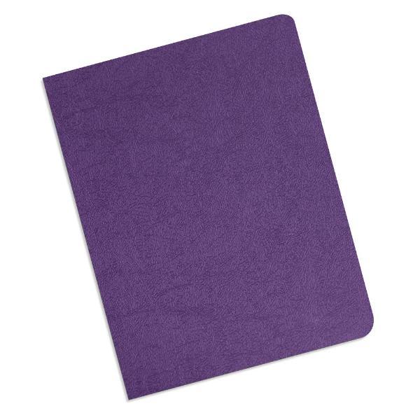 purple 16 mil leatherette polycover