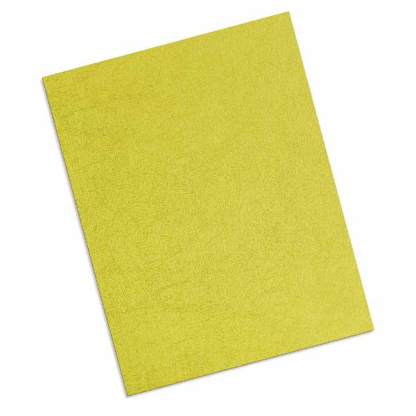 yellow 16 mil leatherette polycover