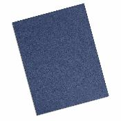 single polycover in navy grain