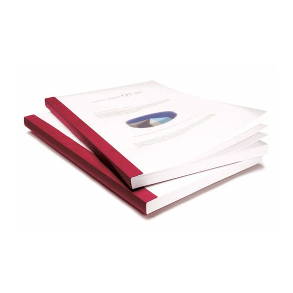bound reports with clear covers