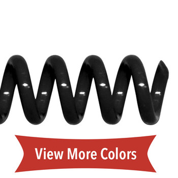 black trubind 19mm 4:1 pitch coil