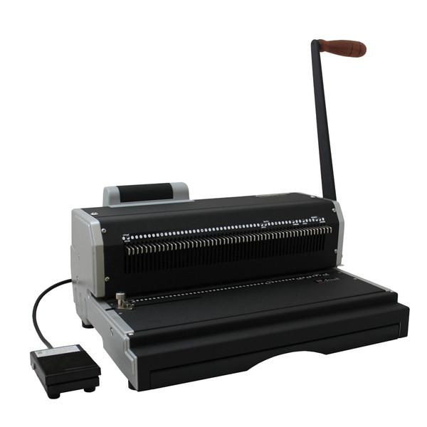 Akiles CoilMac-ER Plus Manual Spiral Binding Machine