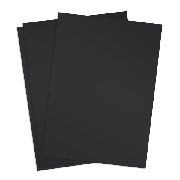 black 12 mil sand texture cover
