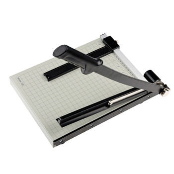 Black and grey Guillotine Paper Trimmer