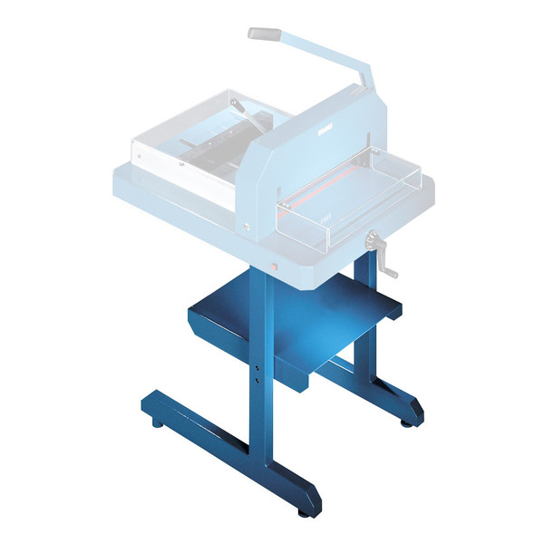 Blue Stand For Dahle Professional 16.875 In. Stack Cutter