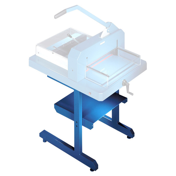 Blue Optional Stand For 18.625 In. Stack Cutter