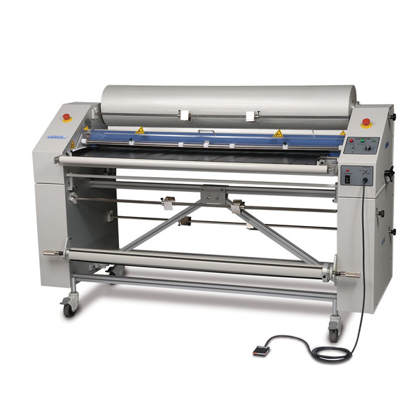 Econocraft Pressure Sensitive Roll Laminator With Release