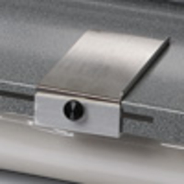 Right Side Feed Guide For Ledco Educator 25 In Roll Laminator