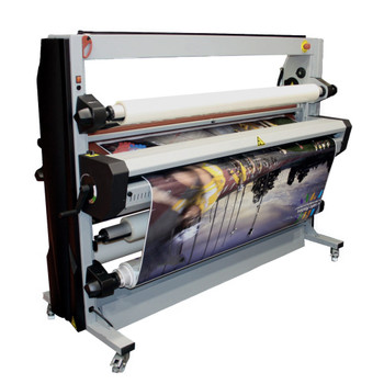 65 inch laminator with photo