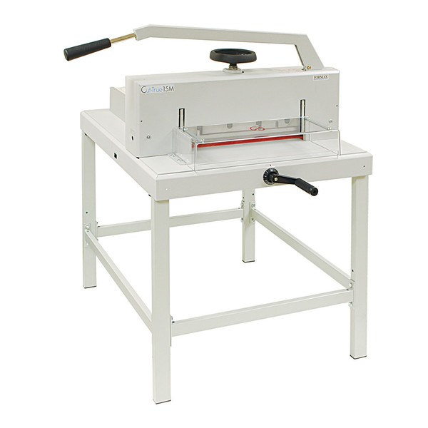 15M Guillotine Cutter with stand