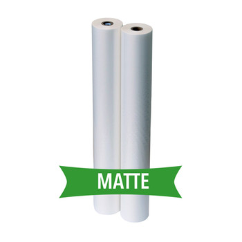 quantity of 2 roll film matte