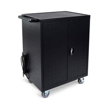32-Laptop Chromebook Charging Cart