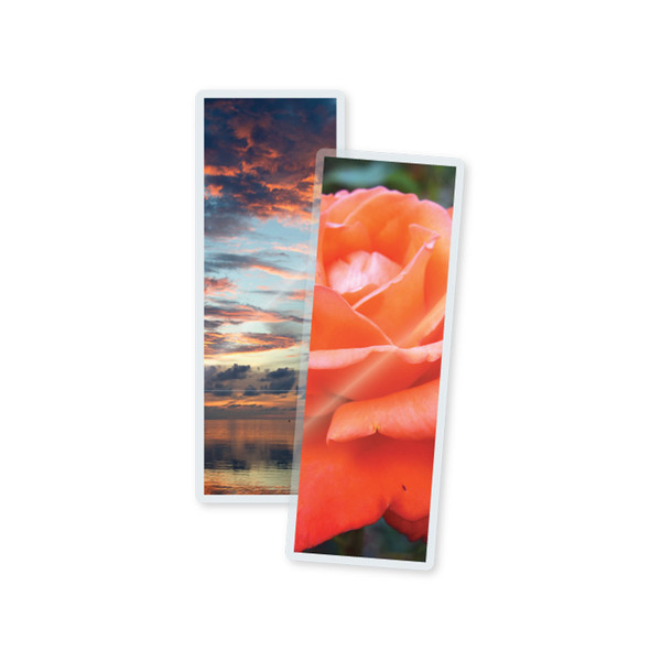 3 Mil Bookmark Thin Laminating Pouches 100 Bx