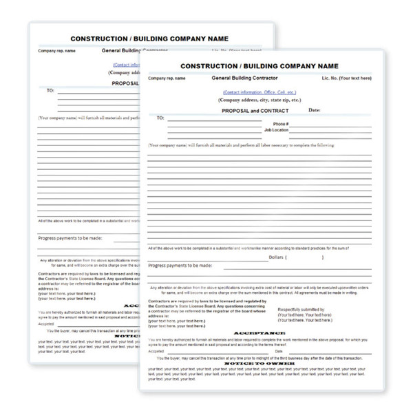 10 mil laminated documents