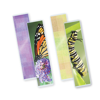 bookmark laminating pouch