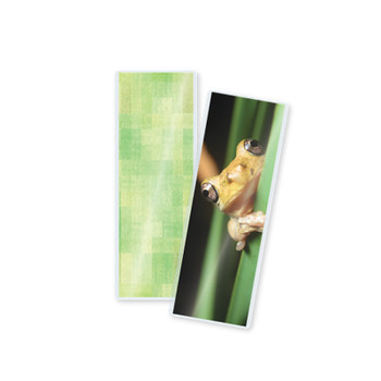 small bookmark laminating pouches