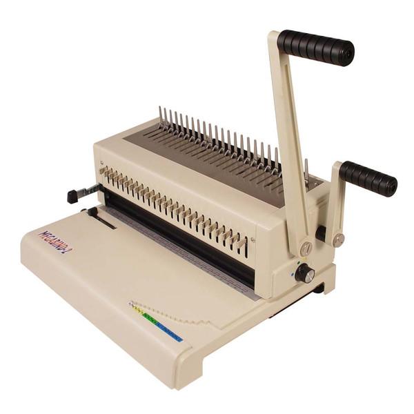 Akiles MegaBind-2 Comb & Spiral-O Binding Machine