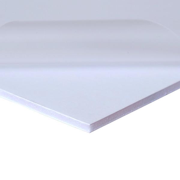 White Corrugated Plastic Boards White Foam Boards