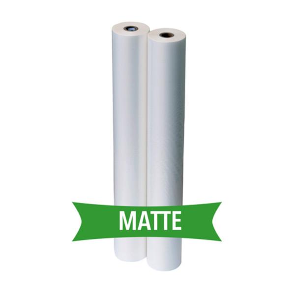 quantity of 2 roll film matte