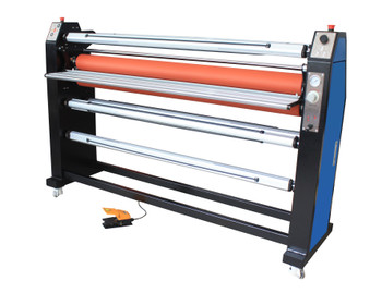 65 inch pneumatic laminator