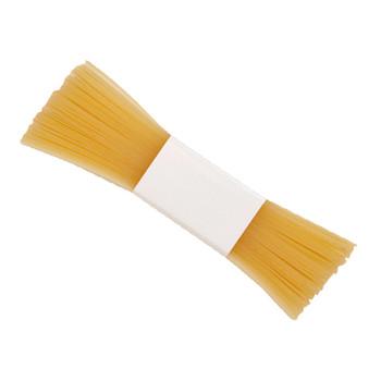 Pack of thermal binding glue strips