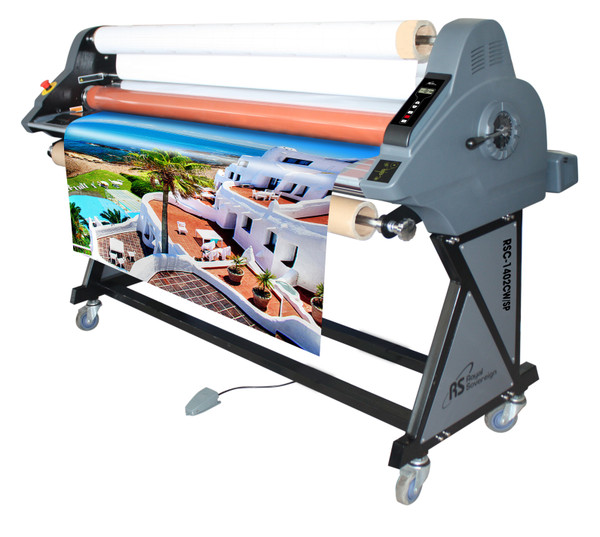 Roll Laminator with photo