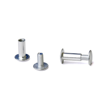 1/2 inch screws with screw posts