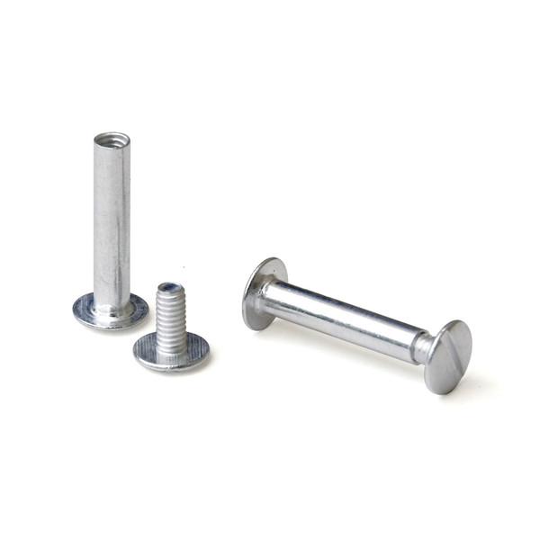 1 In. Aluminum Screw Posts
