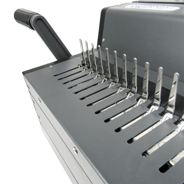 comb spine opener